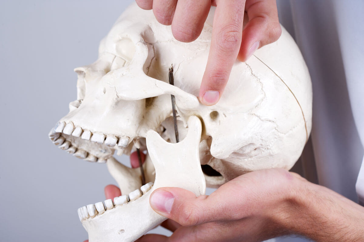 Patient with Jaw Pain